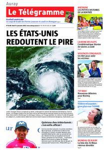 Le Télégramme Auray – 03 septembre 2019