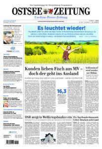 Ostsee Zeitung Wolgast - 08. Mai 2018