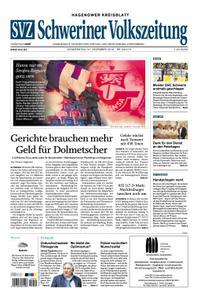 Schweriner Volkszeitung Hagenower Kreisblatt - 27. Dezember 2018