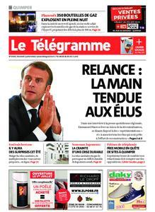 Le Télégramme Quimper – 03 juillet 2020