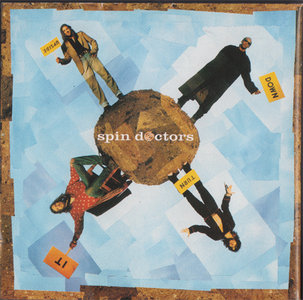 Spin Doctors - Turn It Upside Down (1994, Epic # EPC 476886 2) [RE-UP]