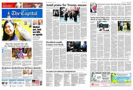 The Capital – April 16, 2018