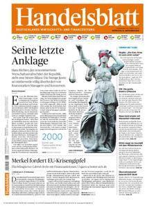 Handelsblatt - 16. September 2015