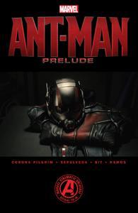 Marvels Ant-Man Prelude 2015 Digital F Kileko