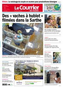 Le Courrier de l'Ouest Nord Anjou – 21 juin 2019