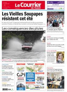 Le Courrier de l'Ouest Cholet – 10 juillet 2021