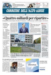 Corriere dell'Alto Adige – 01 aprile 2020