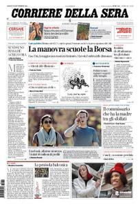 Corriere della Sera – 29 settembre 2018