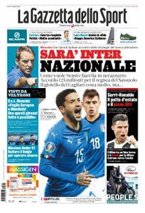 La Gazzetta dello Sport Roma – 22 giugno 2019