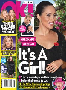 OK! Magazine USA - December 02, 2019