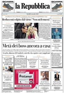 la Repubblica - 3 Settembre 2020