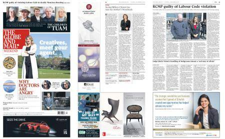 The Globe and Mail – September 30, 2017