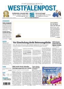 Westfalenpost Wetter - 07. Mai 2019