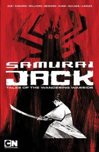 IDW-Samurai Jack Tales Of The Wandering Warrior 2016 Hybrid Comic eBook