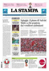 La Stampa Torino Provincia e Canavese - 24 Giugno 2018