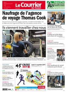 Le Courrier de l'Ouest Cholet – 24 septembre 2019