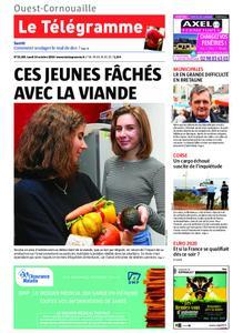 Le Télégramme Ouest Cornouaille – 14 octobre 2019