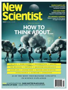 New Scientist - December 14, 2019