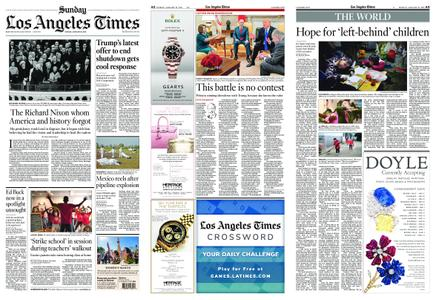 Los Angeles Times – January 20, 2019