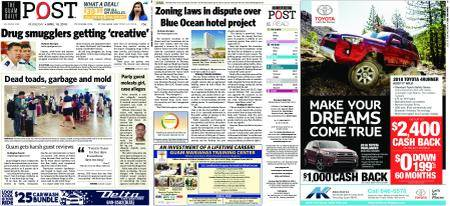 The Guam Daily Post – April 18, 2018