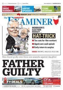 The Examiner - May 9, 2018
