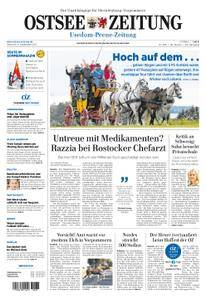 Ostsee Zeitung Wolgast - 06. September 2017