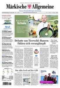 Neue Oranienburger Zeitung - 06. Januar 2018