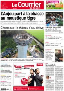 Le Courrier de l'Ouest Cholet – 04 mai 2019
