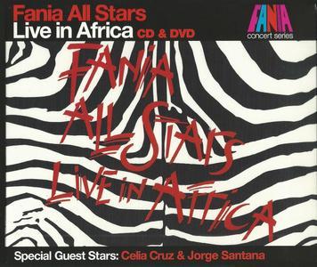 Fania All Stars - Live In Africa (1974) {CD+DVD5 NTSC Codigo Music rel 2012}