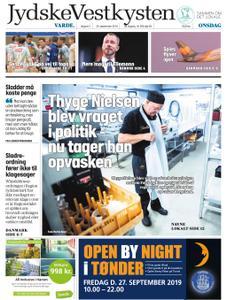 JydskeVestkysten Varde – 25. september 2019