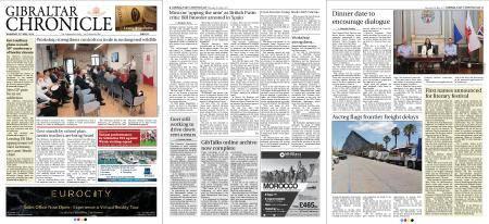 Gibraltar Chronicle – 31 May 2018