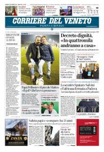 Corriere del Veneto Padova e Rovigo – 07 dicembre 2018