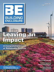 Building Enclosure - Summer 2019