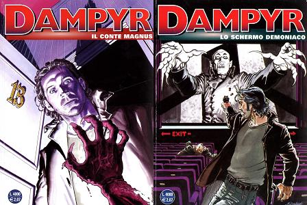 Dampyr - Volumi 17-18
