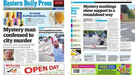 Eastern Daily Press – June 26, 2018