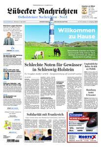 Lübecker Nachrichten Ostholstein Nord - 17. April 2019