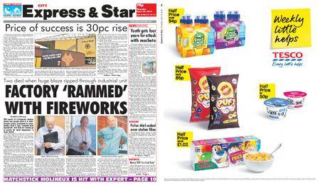 Express and Star City Edition – April 19, 2018