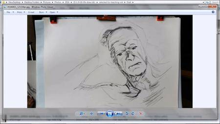 How To Draw A Portrait: Mapping Out A Face