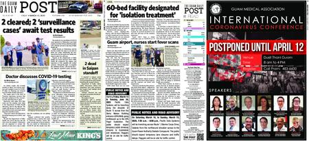 The Guam Daily Post – March 13, 2020