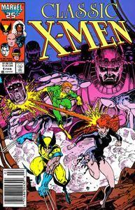 Classic X-Men 006 1987 c2c Minutemen-Syl3ntBob