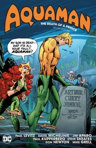 Aquaman - The Death of a Prince Deluxe Edition (2020) (Digital) (Relic-Empire
