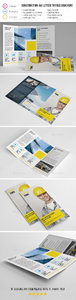 GraphicRiver - Construction Company A4 Letter Trifold 02