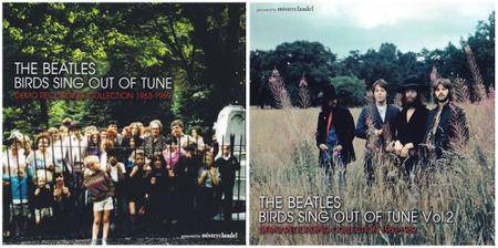 The Beatles - Birds Sing Out Of Tune Vol. 1 & 2 (2013) {Misterclaudel} **[RE-UP]**