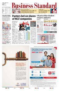 Business Standard - January 8, 2018
