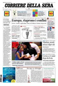 Corriere della Sera – 10 giugno 2020