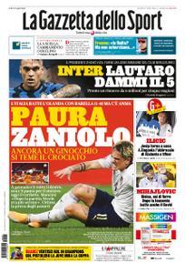 La Gazzetta dello Sport Roma – 08 settembre 2020