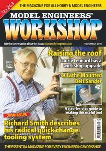 Model Engineers' Workshop - November 2016