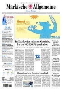 Märkische Allgemeine Dosse Kurier - 09. November 2017