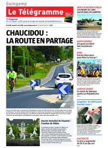 Le Télégramme Guingamp – 01 juin 2019