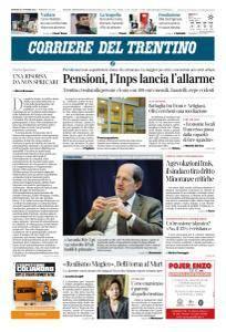 Corriere del Trentino - 27 Ottobre 2017